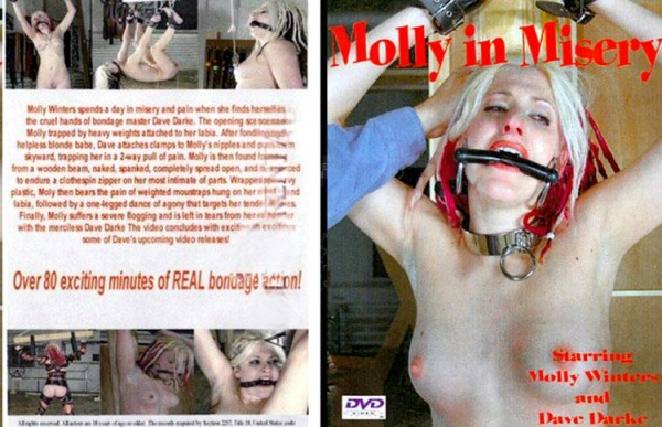 [EBS-0912] 惨事のモリー Molly In Misery