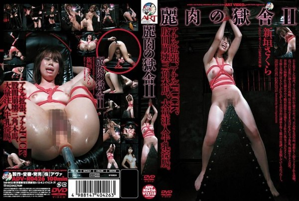 [ADV-R0426] 麗肉の獄舎 2 東園賢 Torture Tits Boobs
