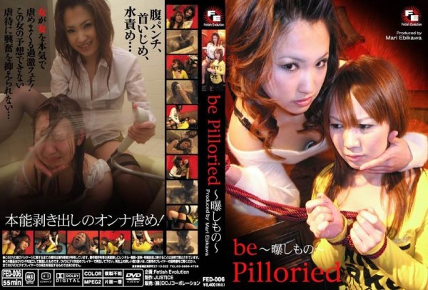 [FED-006] BE PILLORIED 曝しもの Fetish Torture その他フェチ Cowgirl Facesitting